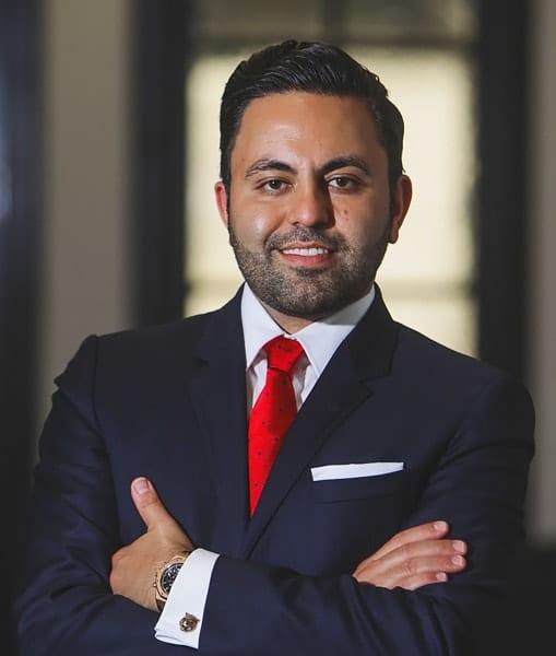Arash Khorsandi, Esq. - Head Attorney at Arash Law in California