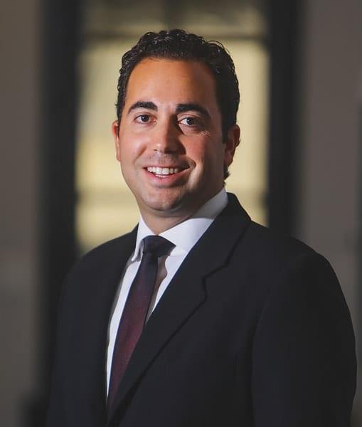 Brian Beecher, Esq. - Arash Law Trial Attorney