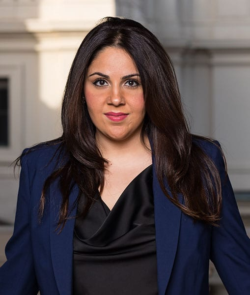 Tina Eshgheih, Esq. - Workers Comp Expert at Arash Law in California