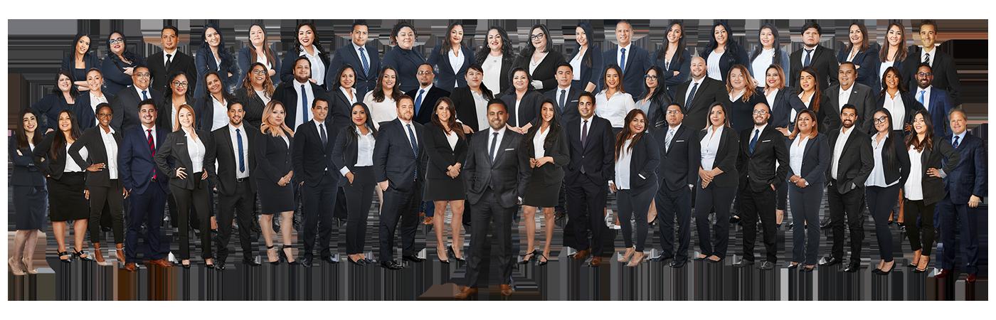 Voz Legal Team Photo - June 2021