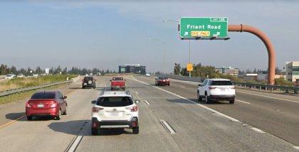 [01-02-2021] Condado de Fresno CA - Una persona Murió Y Otra Resultó Herida Después De Un Accidente De Peatón