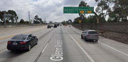[01-03-2021] Los Ángeles, CA - Choque De Un Camión De Carga En Willowbrook - Muere Una Persona