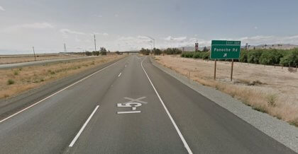 [01-05-2020] Condado De Fresno, Ca - Cinco Personas Mueren Después De Un Accidente Mortal Con Un Camión De Carga Grande En La Autopista Interestatal 5