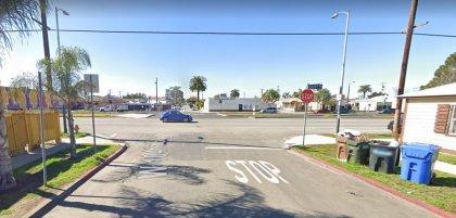 [01-05-2020] Los Angeles, CA - Los Angeles Ca - Accidente De Atropello Y Fuga En la Calle 104 Hiere Gravemente A Un Peatón