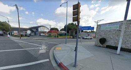 [01-05-2021] Los Ángeles CA - Varias Personas Heridas en Accidente de Varios Vehículos en Westlake
