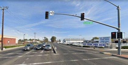 [01-10-2021] Condado De Sacramento, Ca - Una Persona Lesionada en Accidente De Atropello Y Huida