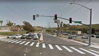 [01-17-2021] Condado De San Diego, Ca - Una Mujer Muerta Después De Un Accidente De Conductor Ebrio En Oceanside
