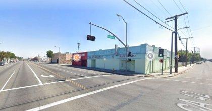 [01-18-2021] Los Ángeles, Ca - Accidente De Peatones En Graham Avenue Resulta En Una Muerte