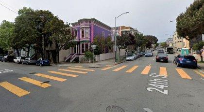 [01-19-2021] Condado de San Francisco, CA - Una persona herida en un accidente de peatón en la calle 24
