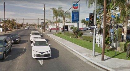 [01-26-2021] Condado De Kern, Ca - Una Persona Resultó Herida Después De Un Accidente De Peatones En Bakersfield