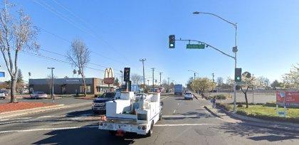 [01-27-2021] Condado De Sacramento, CA - Una Persona Resultó Herida Después De Un Accidente De Peatón En Stockton Boulevard