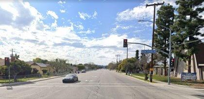[02-03-2021] Los Angeles, Ca - Una Persona Muerta Después De Un Accidente Mortal De Dos Vehículos En Pomona