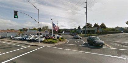 [02-04-2021] Condado De Napa, Ca - Mujer Muere En Una Colisión Mortal Entre Dos Vehículos En Soscol Avenida