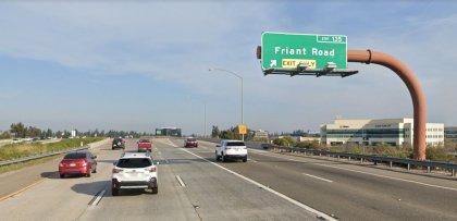 [02-06-2021] Condado De Fresno, CA - Peatón Muerto Después De Un Fatal Accidente De Atropello Y Fuga En Friant Road