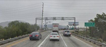 [02-09-2021] Los Ángeles, CA - Accidente De Atropello En Irwindale - Muere Un Peatón