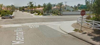 [02-10-2021] Condado De San Diego, CA - Una Persona Resultó Herida Después De Un Accidente De Atropello Y Fuga En South Grade Road