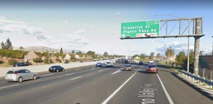 [02-11-2021] Condado De Riverside, CA - Una Persona Muerta En Un Accidente Peatonal Fatal En Moreno Valley