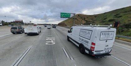 [02-14-2021] Condado De Riverside, CA - Una Persona Resultó Herida Después De Una Colisión De Dos Vehículos En Corona