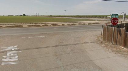 [02-17-2021] Condado De Tulare, Ca - Accidente de Atropello Y Fuga En El Oeste De La Avenida Matheny - Hiere A Un Peatón