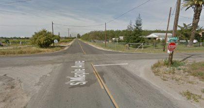 [02-18-2021] Condado De Fresno, Ca - Lesiones Reportadas Después De Un Accidente Automovilístico En Las Avenidas Lincoln Y Maple
