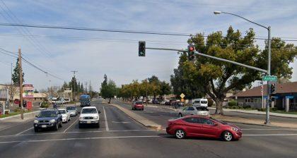 [02-19-2021] Condado De Fresno, CA - Una Persona Resultó Herida Después De Un Accidente De Peatones En Cedar Avenue