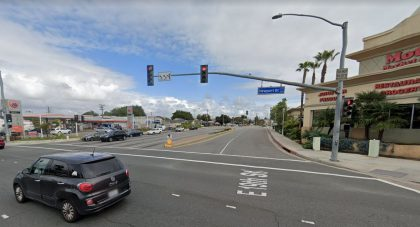 [02-21-2021] Condado De Orange, Ca - Dos Personas Resultaron Heridas Después De Un Accidente De Conductor Ebrio En Costa Mesa
