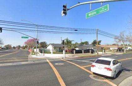 [02-23-2021] Condado De Orange, Ca - Anciana Muerta En Un Fatal Accidente Peatonal En Santa Ana