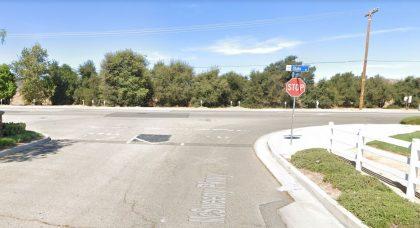 [02-27-2021] Condado De Riverside, CA - Colisión Frontal En Hemet Mata A Uno Y Hiere Gravemente A Otro