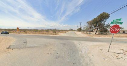 [02-27-2021] Condado De San Bernardino, Ca - Una Persona Muere Después De Un Mortal Choque Frontal En Hesperia