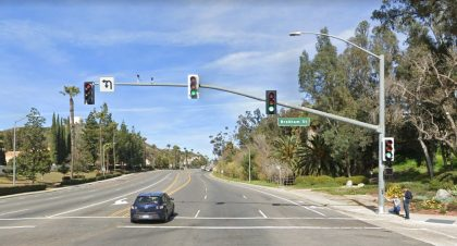 [02-28-2021] San Diego, CA - Tres Personas Resultaron Heridas Después De Una Persecución Policial En Rancho San Diego - Terminó En Una Colisión De Tráfico Grave