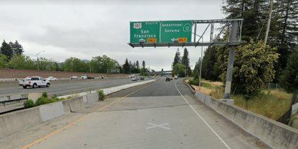 [03-01-2021] Condado De Sonoma, CA - Colisión Frontal En Salmon Creek Hiere A Dos Personas