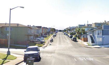 [03-04-2021] Condado De San Mateo, Ca - Una Persona Muerta Después De Un Fatal Accidente Peatonal En Daly City