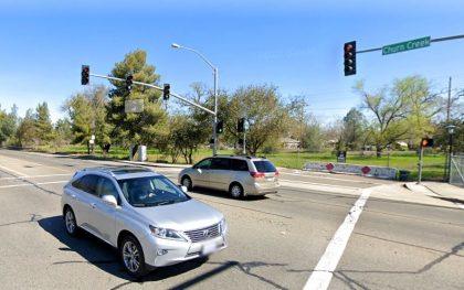 [03-04-2021] Condado De Shasta, CA - Una Persona Resultó Herida Después De Un Presunto Accidente Automovilístico De Conductor Ebrio En Redding