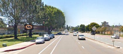 [03-07-2021] Condado De San Diego, CA - Una Persona Resultó Herida Después De Un Choque De Dos Vehículos En Pacific Beach