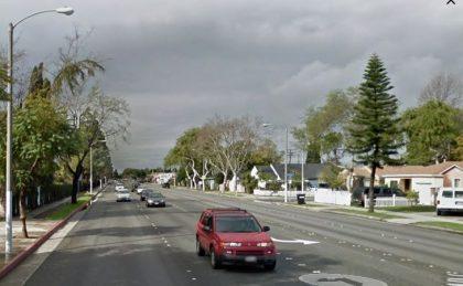 [03-07-2021] Los Ángeles, CA - Una Persona Resultó Herida Después De Un Accidente De Motocicleta En South Gate