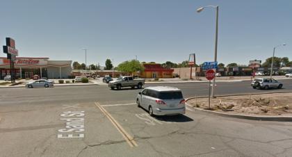 [03-08-2021] Condado De San Bernardino, CA - Accidente De Peatones En Victorville Resulta En Una Muerte