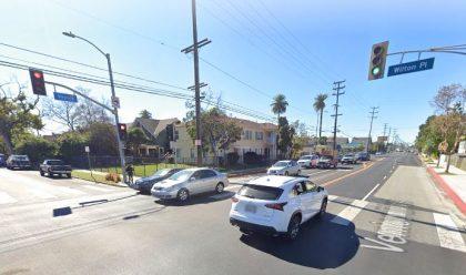 [03-11-2021] Los Ángeles, CA - Una Persona Muerta Después De Un Accidente De Atropello Y Fuga En Arlington Heights