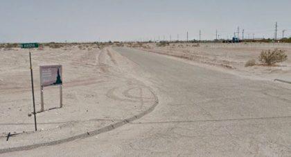[03-15-2021] Condado De Riverside, CA - Agente De La Patrulla Muerto Después De Ser Golpeado Por Un Vehículo En Indio