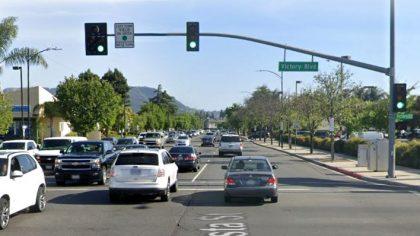 [03-20-2021] Condado De Los Ángeles, CA - Una Persona Muerta Después De Un Accidente De Peatón Fatal En Burbank