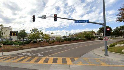 [03-20-2021] Condado De San Diego, CA - Lesiones Reportadas Después De Colisión De Varios Vehículos En Vista