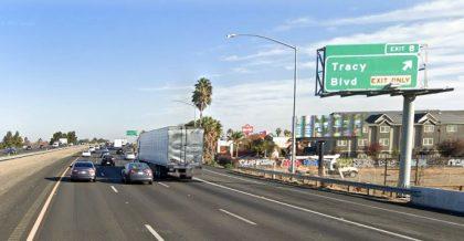 [03-21-2021] Condado De San Joaquín, CA - 1 Muerto Y 2 Heridos Tras Una Colisión Múltiple De Vehículos En Tracy