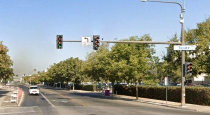 [03-22-2021] Condado De Fresno, Ca - Tres Personas Heridas, Entre Ellas Un Peatón Después De Un Accidente De Tráfico En La Autopista 41