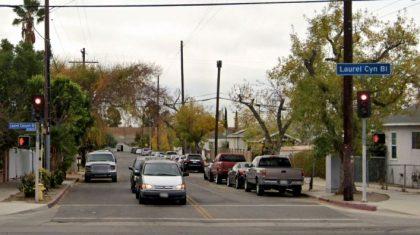 [03-23-2021] Condado De Los Ángeles, CA - Accidente De Varios Vehículos En Pacoima Hiere A Una Persona