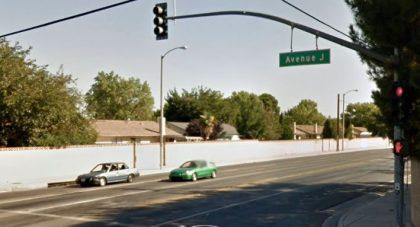 [03-25-2021] Condado De Los Ángeles, CA - Accidente De Peatón En Lancaster Mata A Uno
