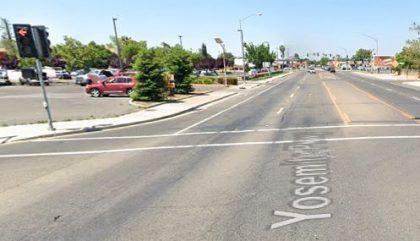 [03-25-2021] Condado De Merced, Ca - Accidente De Motocicleta En Yosemite Parkway Hiere A Una Persona