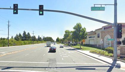 [03-25-2021] Condado De Sacramento, CA - Una Persona Muerta Después De Un Accidente De Peatón Fatal En Franklin Boulevard