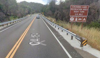 [03-25-2021] Condado De Santa Bárbara, Ca - Una Persona Muerta Después De Un Choque Frontal Mortal En La Autopista 154