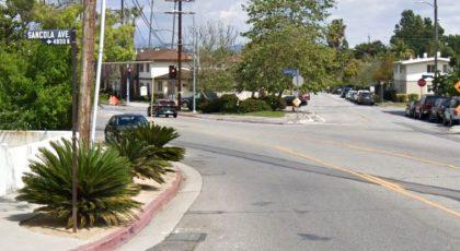 [03-27-2021] Condado De Los Ángeles, CA - Dos Oficiales Resultaron Heridos Después De Una Colisión De Automovilística En El Lago Toluca