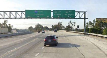 [03-28-2021] Condado De Los Ángeles, CA - Colisión De Varios Vehículos En La Autopista 5 Resulta En Una Muerte
