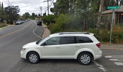 [03-29-2021] Condado De Los Angeles, CA - Oficial De La Patrulla De Caminos (CHP) Lesionado Después De Un Accidente De Peatón En La Autopista 10